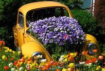 HOME STYLING: Gardens / Inspirational outdoor spaces www.katebeavis.com