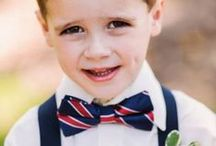 Wedding Paige Boys | Eloquent Weddings & Events / Best outfits for the little men who walk down the aisle www.eloquentweddings.com.au