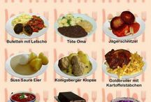 DDR food miss it. / Child hood food / by Mands Hirschie