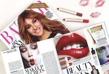 Love From Beauty Editors / by jane iredale