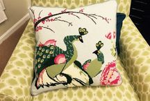 Stitch in Time / Needlepoint designs by Mrs. Blandings