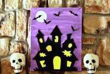 HALLOWEEN / Everything you need for Halloween. Books, crafts, activities and other resources for family and classroom fun! / by Scholastic