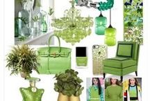 'Greenery' PANTONE COLOUR OF THE YEAR 2017