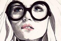 illustrations / by Mélia Stylemelia