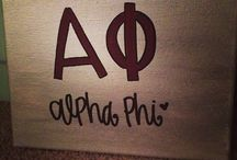 Living the Aphi Life / by Whitney Patient
