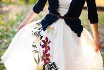 Playing Dress Up / by Amanda James