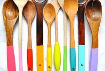 DIY Happy craft ideas / DIY happy hand craft  / by Sally Bazar