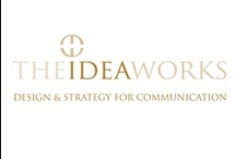 Our Designs / This is a selection of work created at The Idea Works