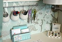 Organizing / by Kimberly Binkerd