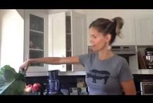 Dreena's YouTube Videos / Cooking Tips, and Healthy Vegan Recipes. / by Dreena Burton, Plant-Powered Kitchen
