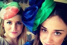 Mad Hatter / A compendium of millinery favourites. / by Oz Burns