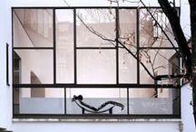 Architecture / by Carte Blanche Décoration d'intérieur