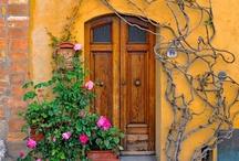 doors / by Anne Hufflepuff