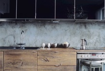 Kitchen inspiration  / finding out what i like and don't like