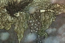 Art - Ilustration / by Janet Browning