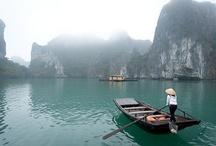 Floating village!