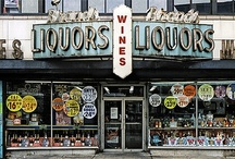 Old Liquor Storefronts / by FAIR.™