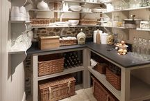 For the Home - Kitchen & Pantry / by Connie Frandsen
