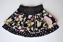 Girls skirts,shorts,tutus