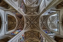 Mostly Ceilings ! Cool Cathedrals & Churchs