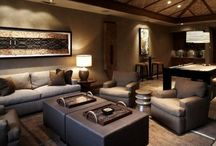 For the Home - Family Room / by Connie Frandsen