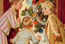 Vintage Xmas Later Images  / by Linda Gatliff