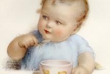 Vintage Bessie Pease Gutmann images / by Linda Gatliff