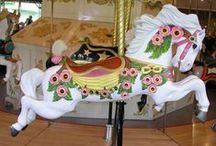Carousels  / by Mildred Russoniello