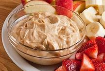 Recipes - Dips / by Teresa Justman Hovden
