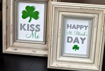 St. Patrick's Day / by Teresa Justman Hovden