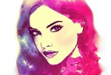 Beautiful Art and Illustration / by Caroline Boggan