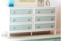 DIY Furniture / Tutorials and ideas for DIY furniture to build and furniture makeovers