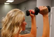 Weights / by Brooke Roberts