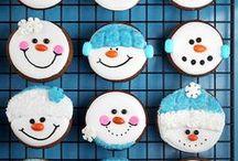 Adorable Snowmen :) / by Linda Gatliff