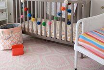 Nursery Ideas / by Emily Matthews