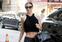 Her Style: Miranda Kerr