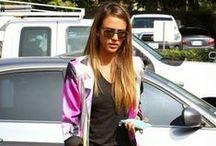Her Style: Jessica Alba