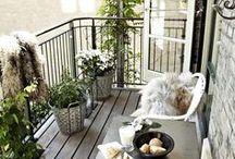 Balcony / Roof / Balcony / Roof: Ideas, decoration & more.