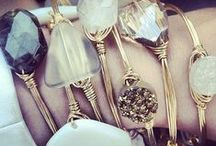 Jewelry Inspiration for DIY Making / by Jen Enrique