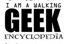 everything geeky / by Brooke Roberts