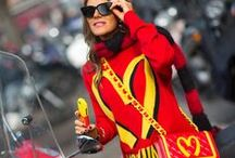 Trend: Moschino Fast Fashion / From the Moschino X Jeremy Scott collaboration Fall Winter 2014-15