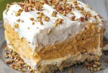Pumpkin Paradise / Tastes of Fall (and Pumpkin Pinterest Dinner Contest) / by Denise Mallory