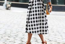 Trend: Skirts / How to wear skirts...