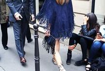 Trend: Fringed / Trend 2014 - 2015