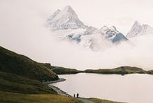 THE MOUNTAINS ARE CALLING / by Haley Sierra Sorbel
