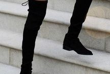 Trend: Over The Knee Boots / How to wear!