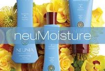 neuMoisture / Stylist creations with our neuMoisture line