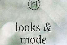 looks & mode / Neue Looks in der Mode.