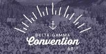2018 #DGConvention / This board has helpful tips you need to know for the 2018 Delta Gamma Convention in Phoenix, Arizona! From what attire to bring, to info about the greater Phoenix area, it is all covered here.