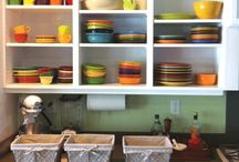 I Love Fiestaware / by Michelle @ everydaymomentsofourlife